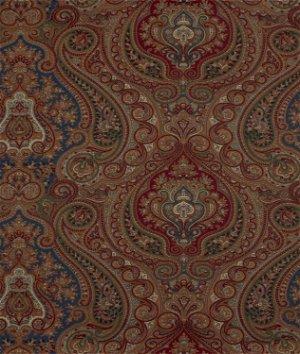 Ralph Lauren Ashbourne Paisley Navy/Hunter Fabric