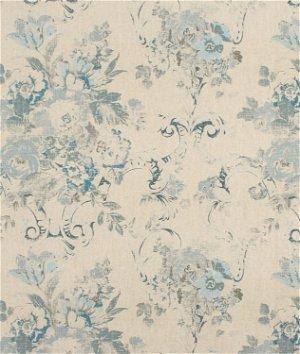 Ralph Lauren Brianna Floral Blue Fabric