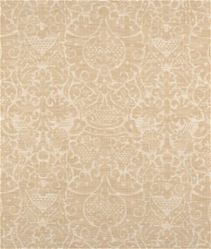 Ralph Lauren Sabine Damask Sauterne Fabric