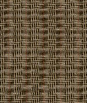 Ralph Lauren Foxberry Plaid Chestnut Fabric