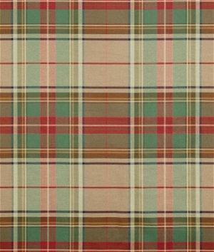 Ralph Lauren Brimfield Cotton Plaid Antique Fabric