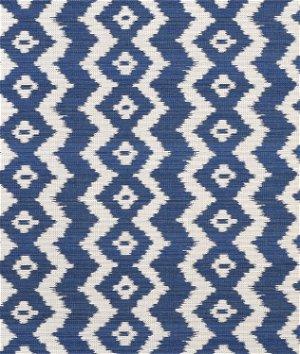 ralph lauren colonsay ikat indigo fabric - Ralph Lauren Indigo