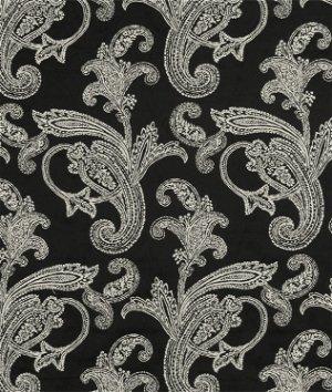 Ralph Lauren Belgrave Paisley Onyx Fabric
