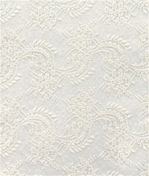 Ralph Lauren Coralie Lace Ivory Fabric