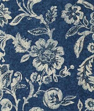 Kravet LEYLA.516 Leyla Indigo Fabric
