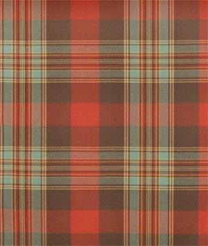 Ralph Lauren Walker Tartan Original Fabric