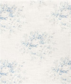 Ralph Lauren Wainscott Floral Chambray Fabric