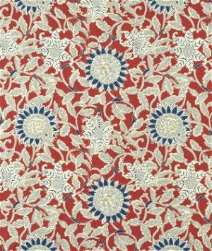 Ralph Lauren Cote D'Azur Floral Poppy Fabric