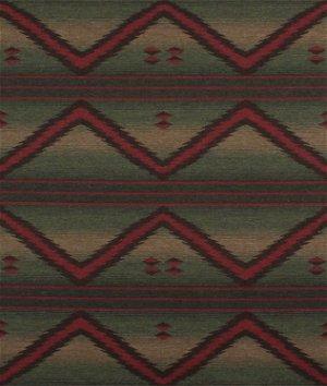 Ralph Lauren Sacred Mountain Blanket Spruce Fabric