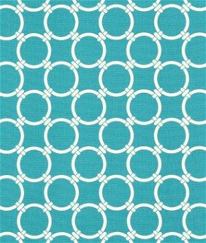 Premier Prints Linked Apache Blue Macon Fabric