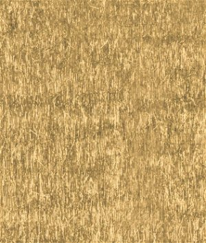 Gold Long Metallic Eyelash Fabric