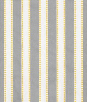 Premier Prints Lulu Storm Corn Yellow Twill Fabric