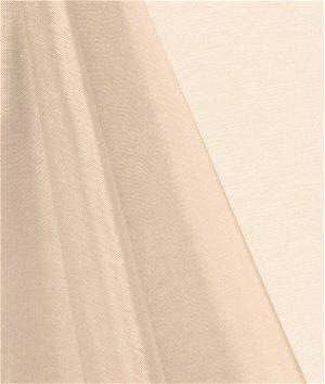 Champagne Mirror Organza Fabric