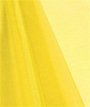 Yellow Mirror Organza Fabric