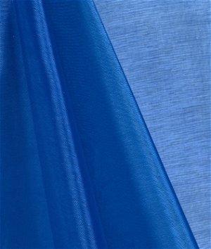 Royal Blue Mirror Organza Fabric