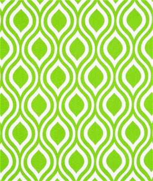 Premier Prints Nicole Chartreuse Fabric