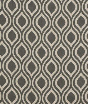 Premier Prints Nicole Grey Laken Fabric