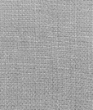 Gray Irish Linen Fabric