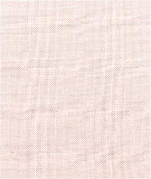 Light Pink Irish Linen Fabric