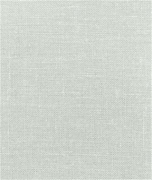 Silver Irish Linen Fabric