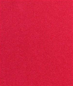 Red Nylon Spandex Fabric