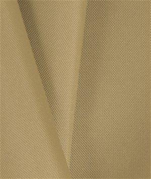 Khaki 210 Denier Coated Nylon Oxford Fabric
