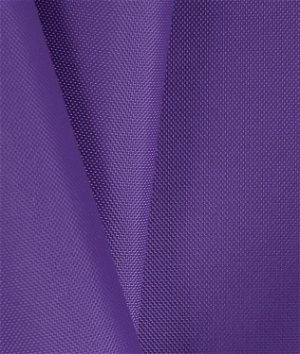 Purple 210 Denier Coated Nylon Oxford Fabric