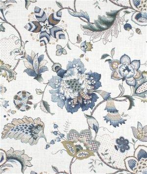 P. Kaufmann Ophelia Iris Blue Fabric
