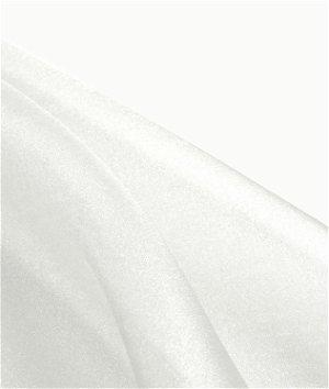 White Crystal Organza Fabric