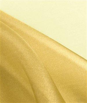 Gold Crystal Organza Fabric