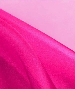 Fuchsia Crystal Organza Fabric