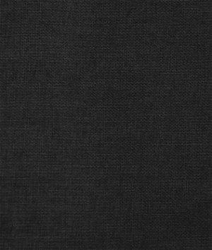 Black Cotton Organdy Fabric