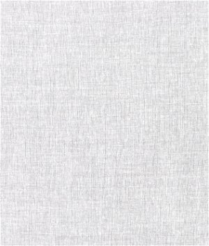 White Cotton Organdy Fabric