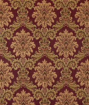 RK Classics Brisbane Burgundy Fabric