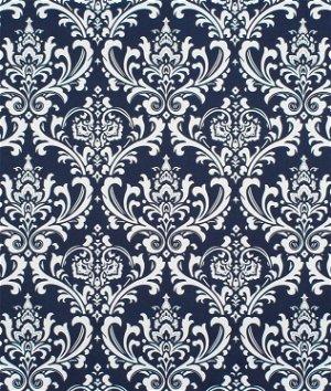 Premier Prints Ozbourne Blue Twill Fabric