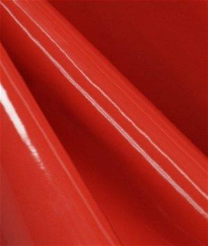 Red Patent Leather Vinyl