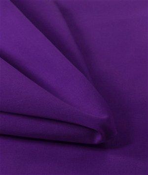 "57"" Purple Broadcloth Fabric"