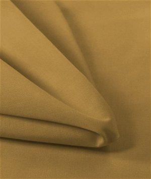 "57"" Khaki Broadcloth Fabric"