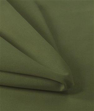"57"" Olive Broadcloth Fabric"