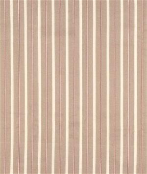 Berkshire Hill Bob Ticking Cinnabar Fabric
