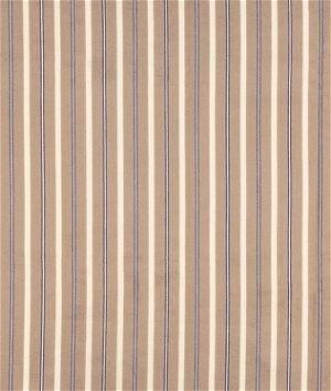 Berkshire Hill Bob Ticking Indigo Fabric