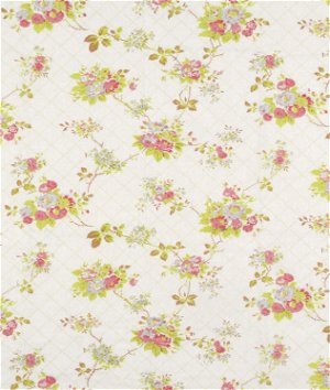 Berkshire Hill Celia Pink Fabric