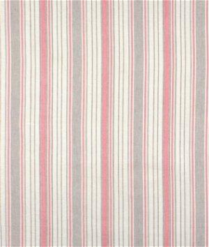 Berkshire Hill Peony Ticking Fabric