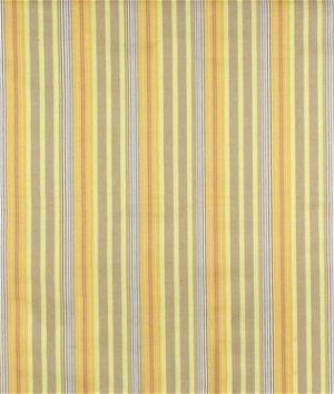Berkshire Hill Sunflower Ticking Fabric