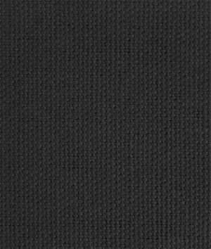 Black Single Fill 10 Oz Duck Fabric