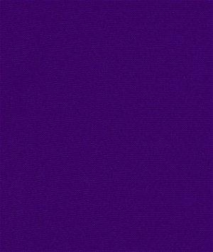 Purple Poly Poplin Fabric