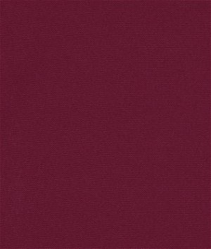 Burgundy Poly Poplin Fabric