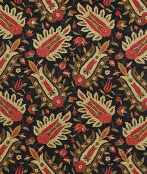 Richloom Pranzo Raven Fabric