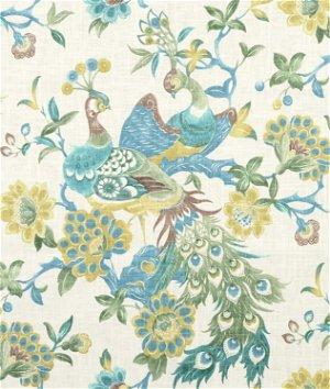 Richloom Preen Aquamist Fabric