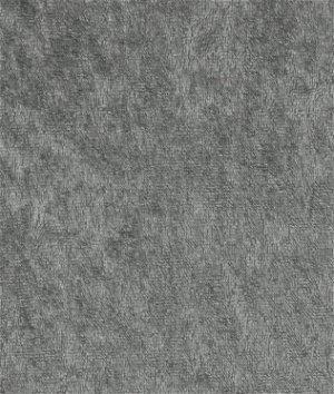 Gray Panne Velvet Fabric